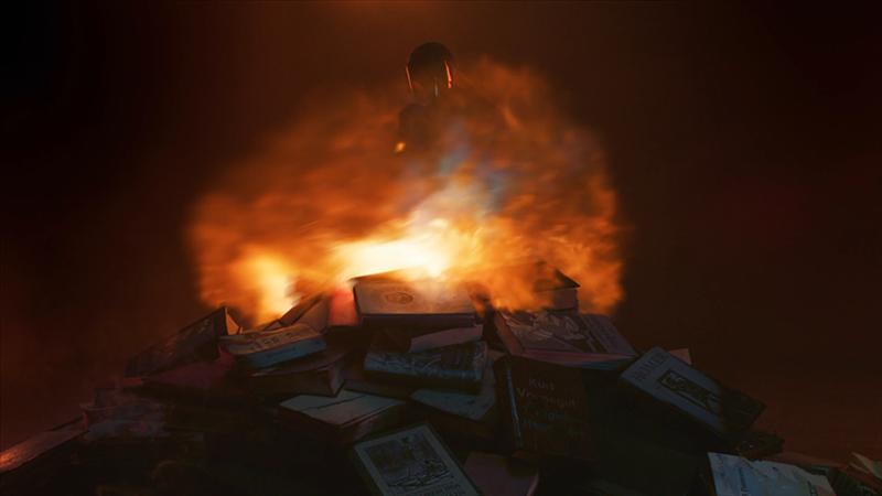HBO's Fahrenheit 451